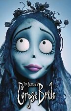CORPSE BRIDE Movie PHOTO Print POSTER Film Tim Burton Johnny Depp Textless 001