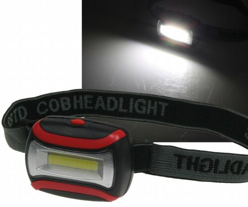 "CT21921 LED-Stirnlampe /""HeadLight COB/"" 3W 80lm"
