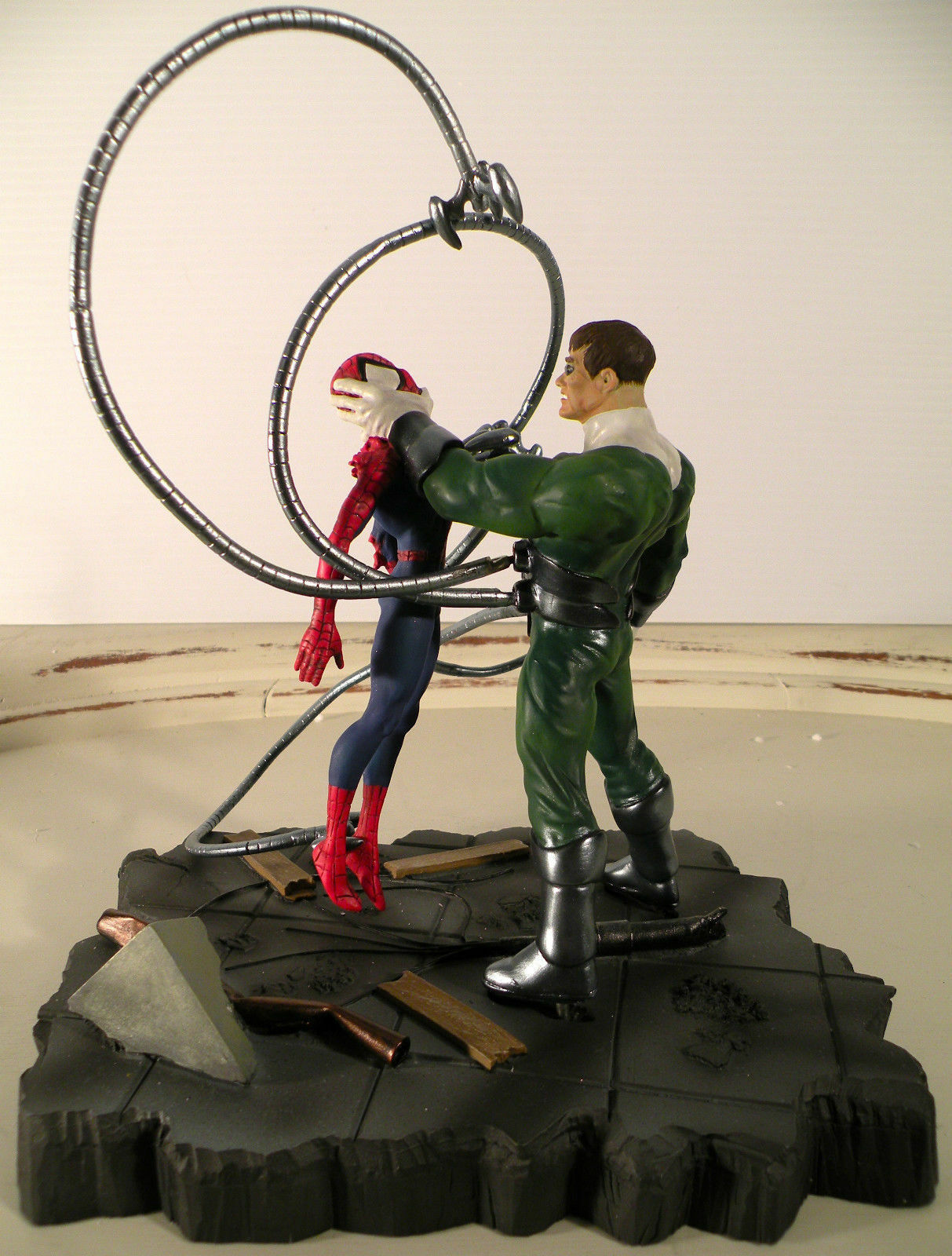 Statue SPIDER-MAN vs Doc Doc Doc Octopus Ultimate Diorama Dynamic Forces ! 600 ex Monde! 751aee