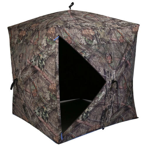 Ameristep AMEBF0247 Element 3 Person Fire Resistant Ground Blind Mossy Oak