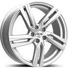 Jantes roues GMP Arcan Seat Alhambra 7.5x19 5x112 silver Diamond