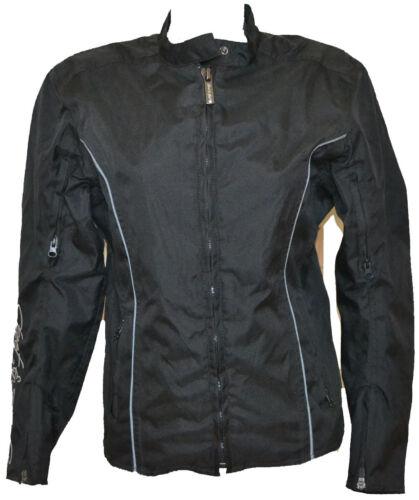 Femmes Moto Veste Moto HIVER Motard Veste 5 Protecteurs poches NEUF ss02