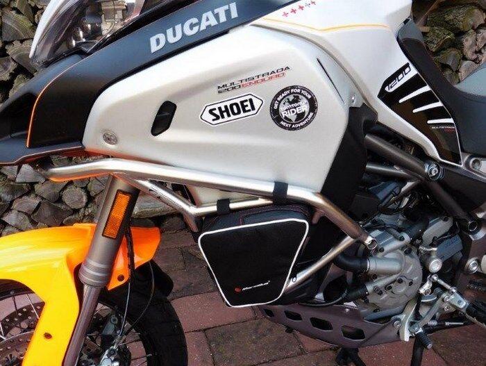 Borse per paramotore Touratech Ducati Multistrada 1200 Enduro