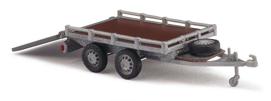 Busch Busch Busch 59954 Transport Trailer, H0 Model 1 87 6d861f