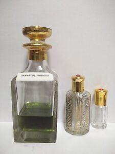 Jannatul Firdous Concentrated Perfume Oil Attar by al haramain 3ml,6ml,12ml