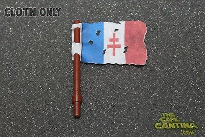 LEGO Custom Flag WW2 World War 2 WW1 Canada Commonwealth Flag Custom Cloth