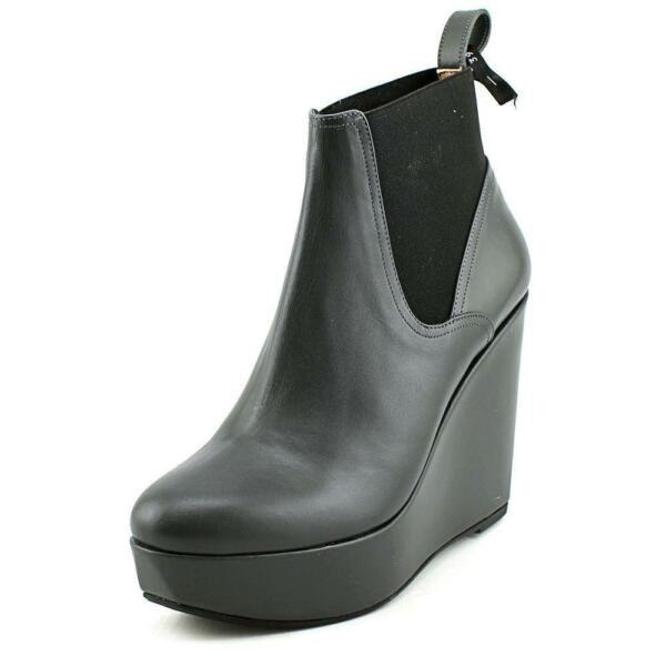 0e8aea3b4197 Robert Clergerie Womens Fille Gray Wedge BOOTS Shoes 9 Medium   More for  sale online