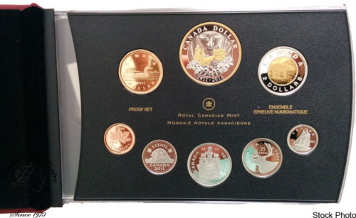 Canada 2011 100th Anniversary of Parks Canada Double Dollar Set