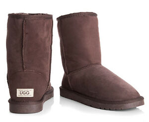 Image is loading OZWEAR-Connection-Unisex-Classic-3-4-Ugg-Boot-