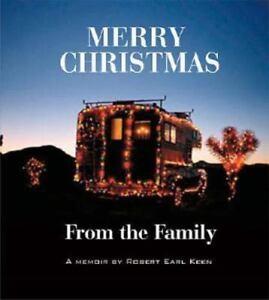 Robert Earl Keen Merry Christmas From The Family.Details About Merry Christmas From The Family By Keen Robert Earl