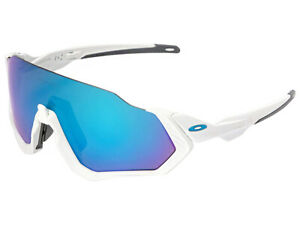 Oakley-Flight-Jacket-Sunglasses-OO9401-0237-Polished-White-Prizm-Sapphire