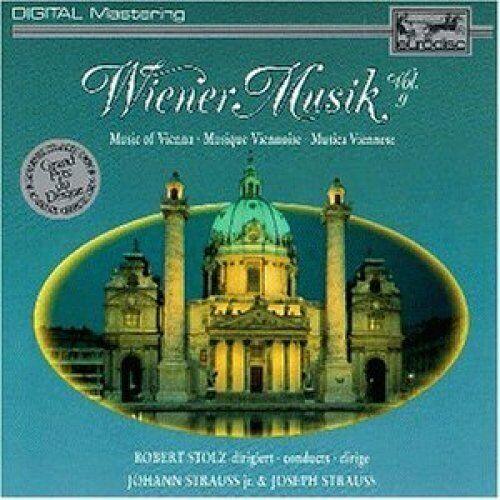 Robert Stolz Wiener Musik 09  [CD]