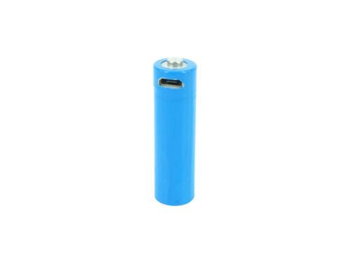 3.6V 750mAh Li-ion Wiederaufladbare Zelle Für Taschenlampe Spielzeug
