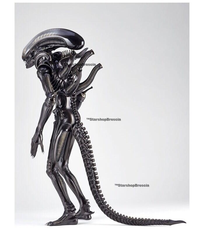 ALIEN - MSA-005 Alien Mega Sofubi Advance Advance Advance Figure Kaiyodo 840ad2