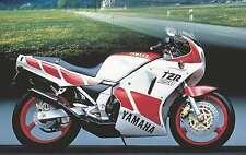 yamaha tzr250 1987 repair service manual