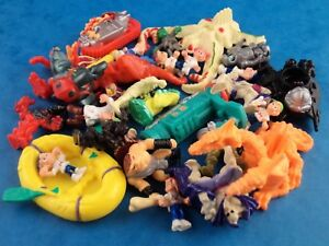 Decada-de-1990-Figuras-Vintage-De-Mighty-Max-Y-Accesorios-Multi-Listado-Elige-tu-Propio