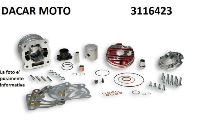 Cilindro Malossi Aluminio Piaggio NRG Power DD 50 2t LC 3116423