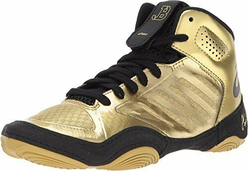ASICS Unisex-Kids JB Elite III GS Wrestling-shoes 3. Big- Pick SZ color.
