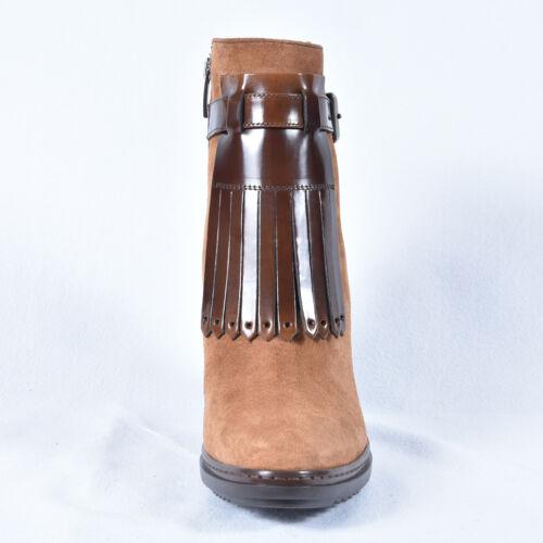 40 Stivali 39 Nuovi Stivali Donna Scarpe 37 Marrone Peperosa Pelle qt8wt6