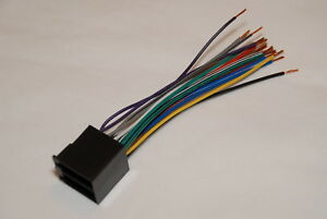 details about 2004 2006 pontiac gto radio wiring harness adapter 1784 2006 Gto Wiring Diagram