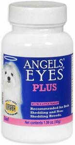 Angels-039-Eyes-Plus-Beef-Formula-45-gram-Natural-Tear-Stain-Remover-for-Dogs