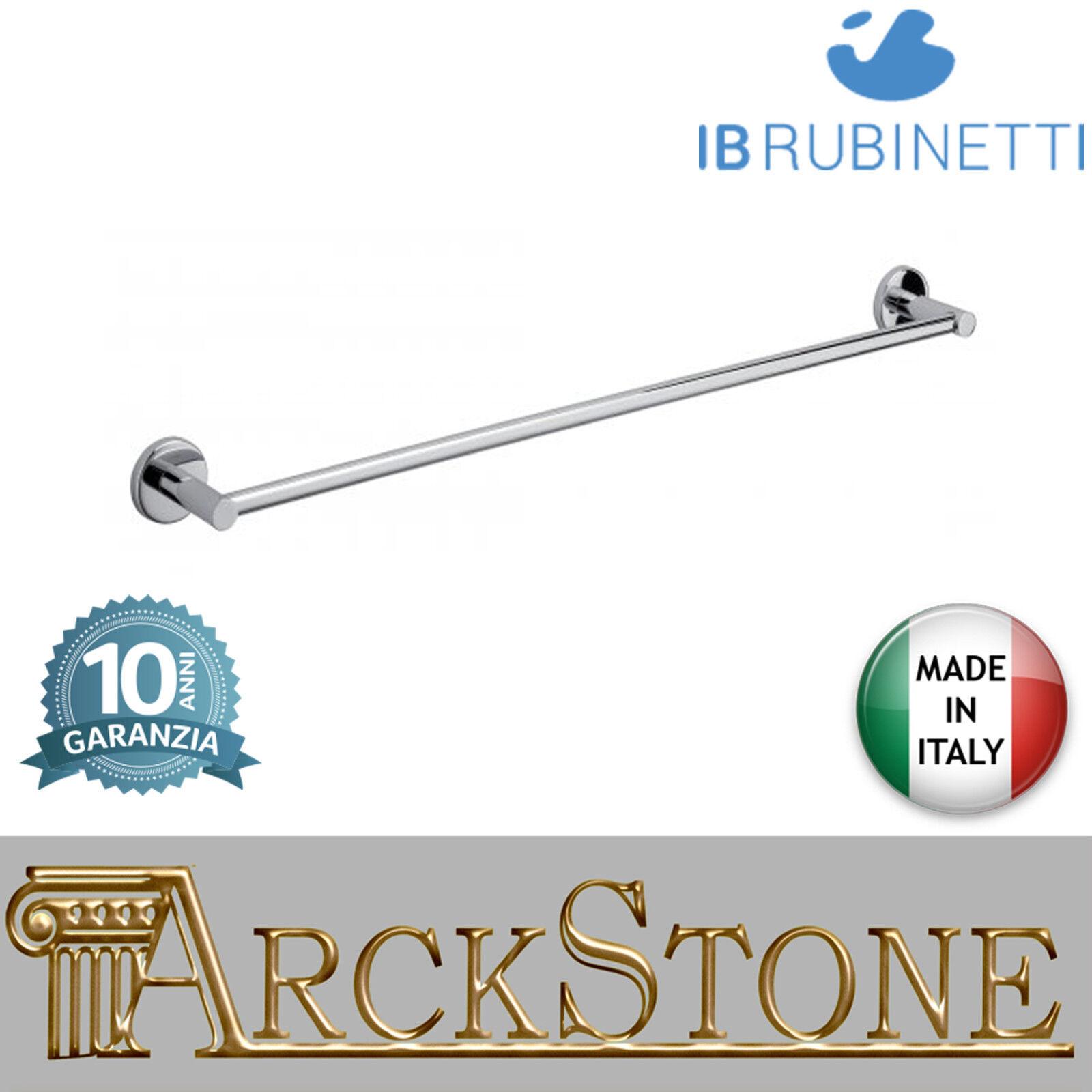 Porte serviette laiton chromé mur IB Robinets Moderne accessoires de salle bains