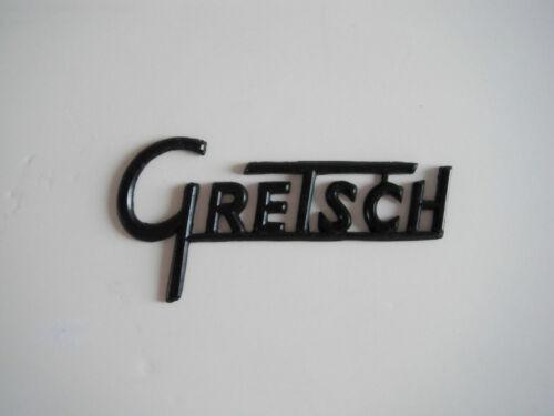 Gretsch Black Amp Logo