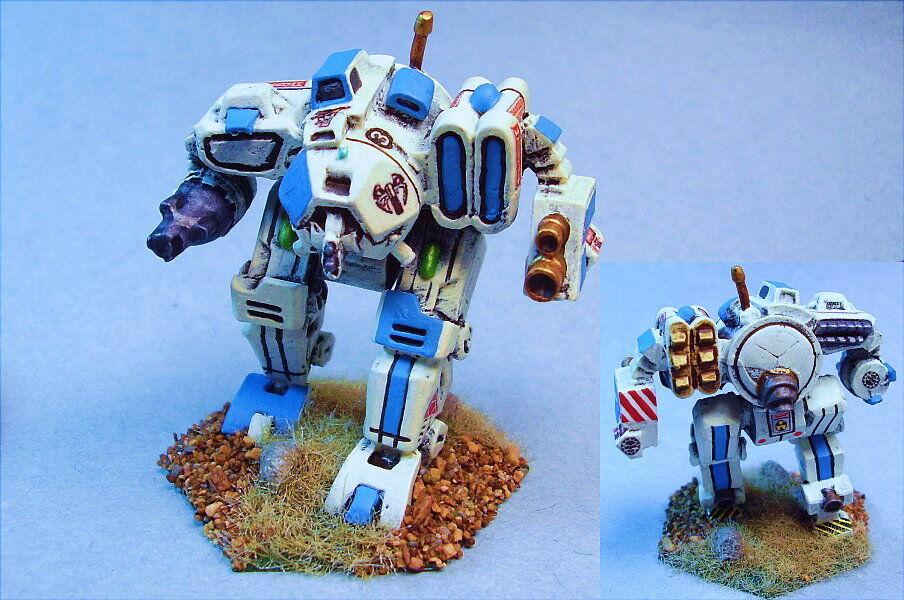 Battletech Pintado Penthesilea battlemech Br