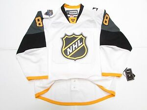 new concept 16c27 c3673 Details about BRENT BURNS AUTHENTIC 2016 NHL ALL STAR GAME WHITE REEBOK  EDGE 2.0 7287 JERSEY