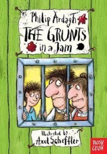 1 of 1 - The Grunts in a Jam by Philip Ardagh (Hardback, 2014)