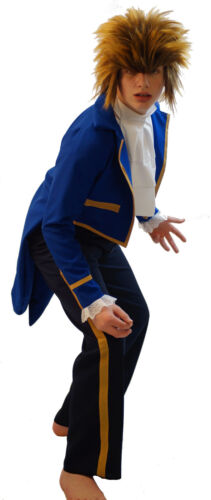 World Book Day-Stage-Panto-Beauty And The Beast All Ages//Sizes BEAST COSTUME