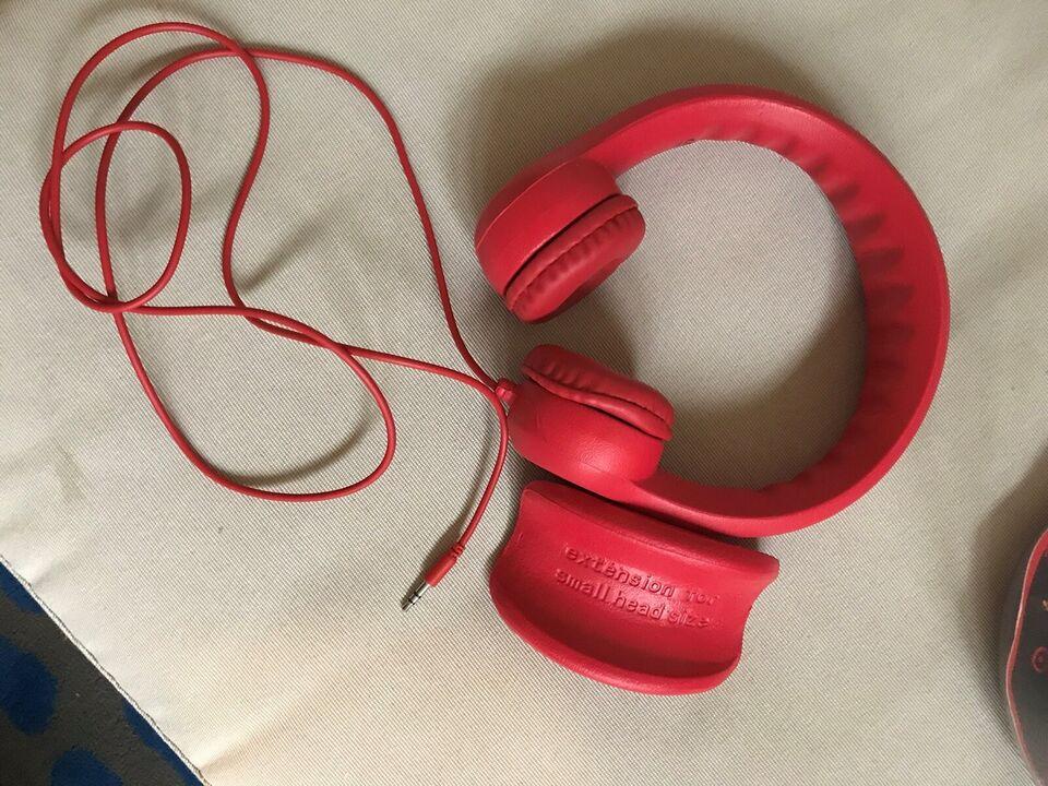 headset hovedtelefoner, Andet mærke, Til. Børn