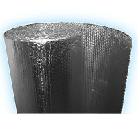 Single Bubble Radiant Barrier Insulation Foil-bubble-foil 48 X 125ft = 500 Sqft