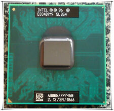 Cpu Processore Intel Core Duo 2 P7450 2.13/3M/1066 SLB54 per notebook dual