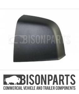 noir miroir couverture arrière passager côté LH FIA033 2014-Onwards * FIAT DOBLO