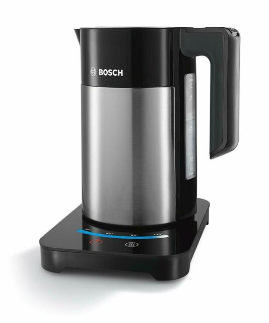 Bosch TWK7203 Kettle Of Water Of Stainless Steel Control Touch 1,7 L, 2200 W