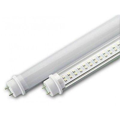 Tubo Led 48 SMD Neon Alta Luminosità Qualità 60 cm G13 T8 9W Luce Bianca Fredda