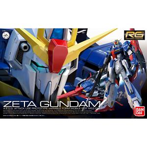 Bandai - Gundam Z - RG 10 1/144 MSZ-006 Zeta Gundam