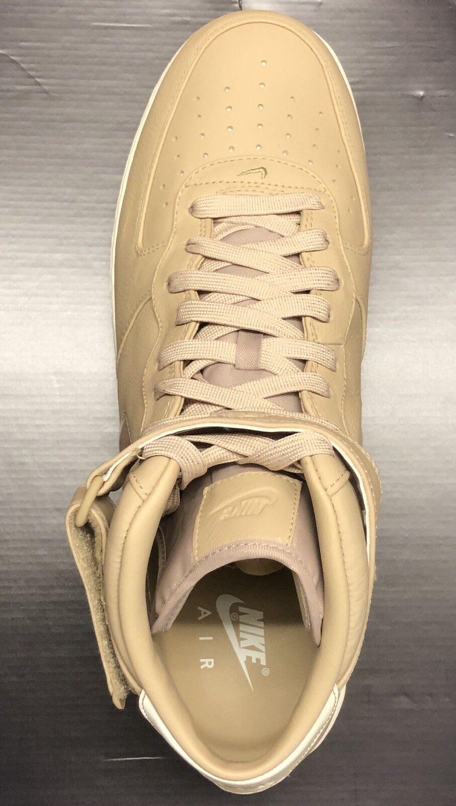 Nike air force 1 prm mitte retro - prm 1 juwel mens turnschuhe schuhe us - 13. 595e44