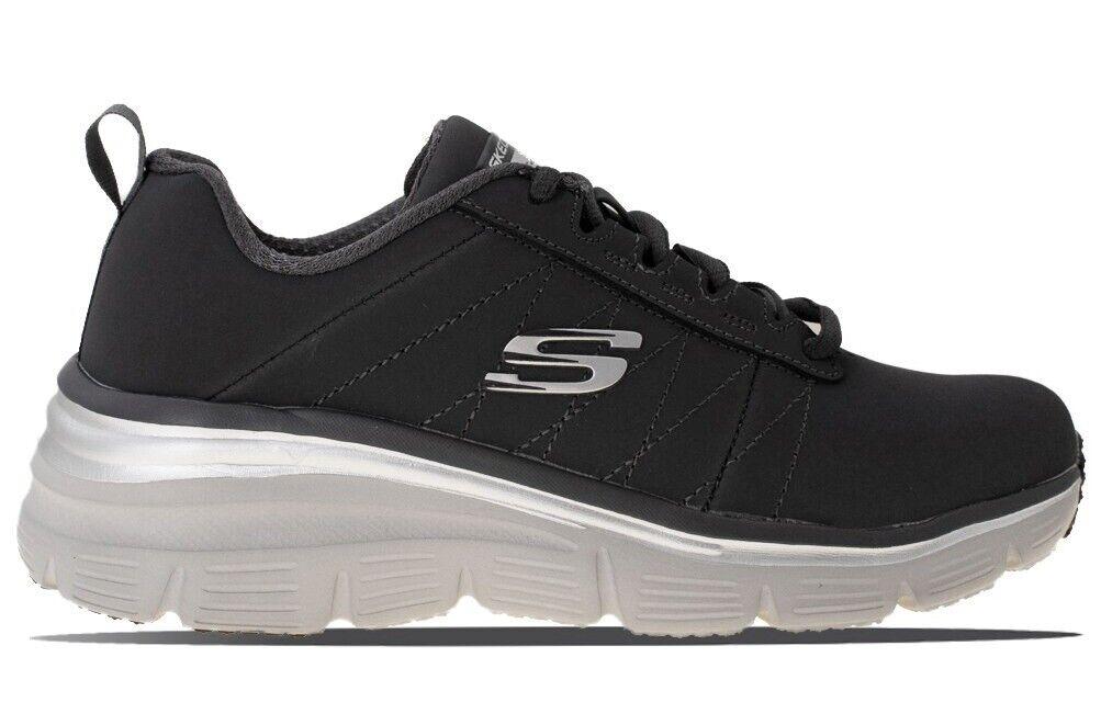 Skechers Mode Passen Wahr Feels 88888366 Memory Schuhe Frau Turnschuhe Plateau