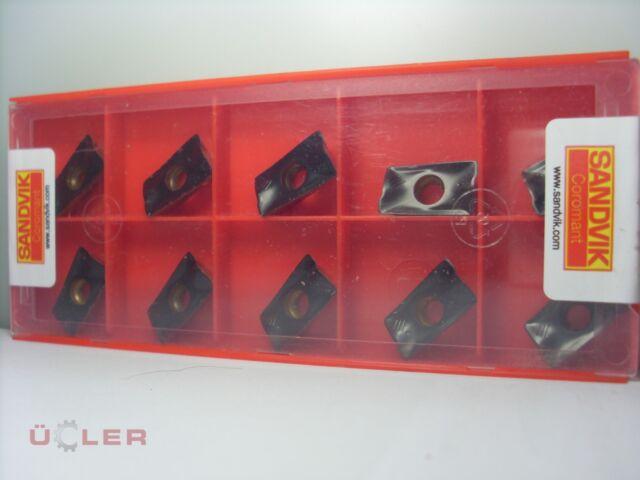 10x SANDVIK r390-170408m-pl 4330 tournant de coupe disques Carbide Inserts