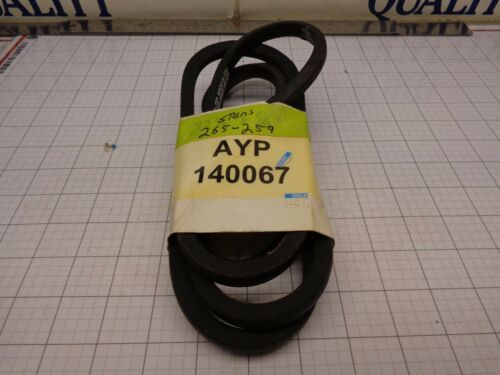 Stens 265-259 Belt Replaces AYP Sears Craftsman 140067 or 532140067 USA