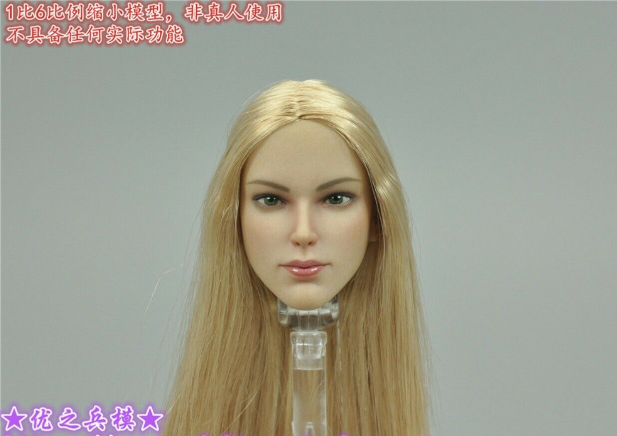 Head Sculpt A for VERYCOOL VERYCOOL VERYCOOL FX07 1 6 Scale Action Figure 12'' New 00a565