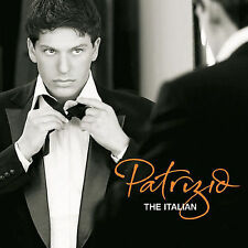 The Italian Patrizio Buanne Audio CD