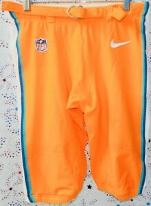 new style 30d1c d5ff7 ANTHONY STEEN #65 MIAMI DOLPHINS NIKE GAME USED COLOR RUSH ...