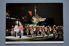 R&L Postcard: Beating of the Retreat Bermuda, John Hinde