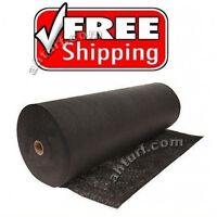 Pro-x Weed Barrier 6 Oz Woven Landscape Fabric 6 X 250' Roll Mat Free Shipping