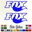 thumbnail 17 - FOX RACING Decal sticker vinyl MOTOCROSS KTM HONDA SUZUKI WINDOW DIRT BIKE 137