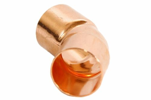 "COPPER FITTING: COPPER 45 ELBOW 3//4/"" Pack of 50"