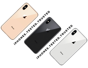 newest 569e7 0c4ab Details about Apple iPhone XS Max Unlocked AT&T Verizon Sprint T-Mobile  Space Gray Silver Gold